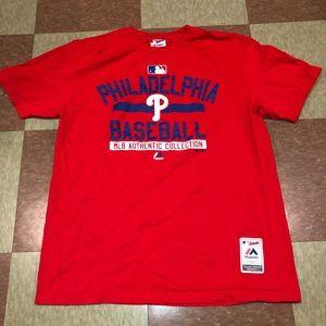 Mlb Philadelphia Phillies baseball T-shirt xl